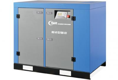 Silent Oil Free Scroll Compressor
